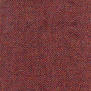 CHE110 - Cheviot Pheasant Red - Highland Cheviot Tweed Waistcoats