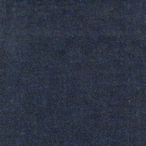 CHE160 - Cheviot Midnight Ocean - Highland Cheviot Tweed Waistcoats