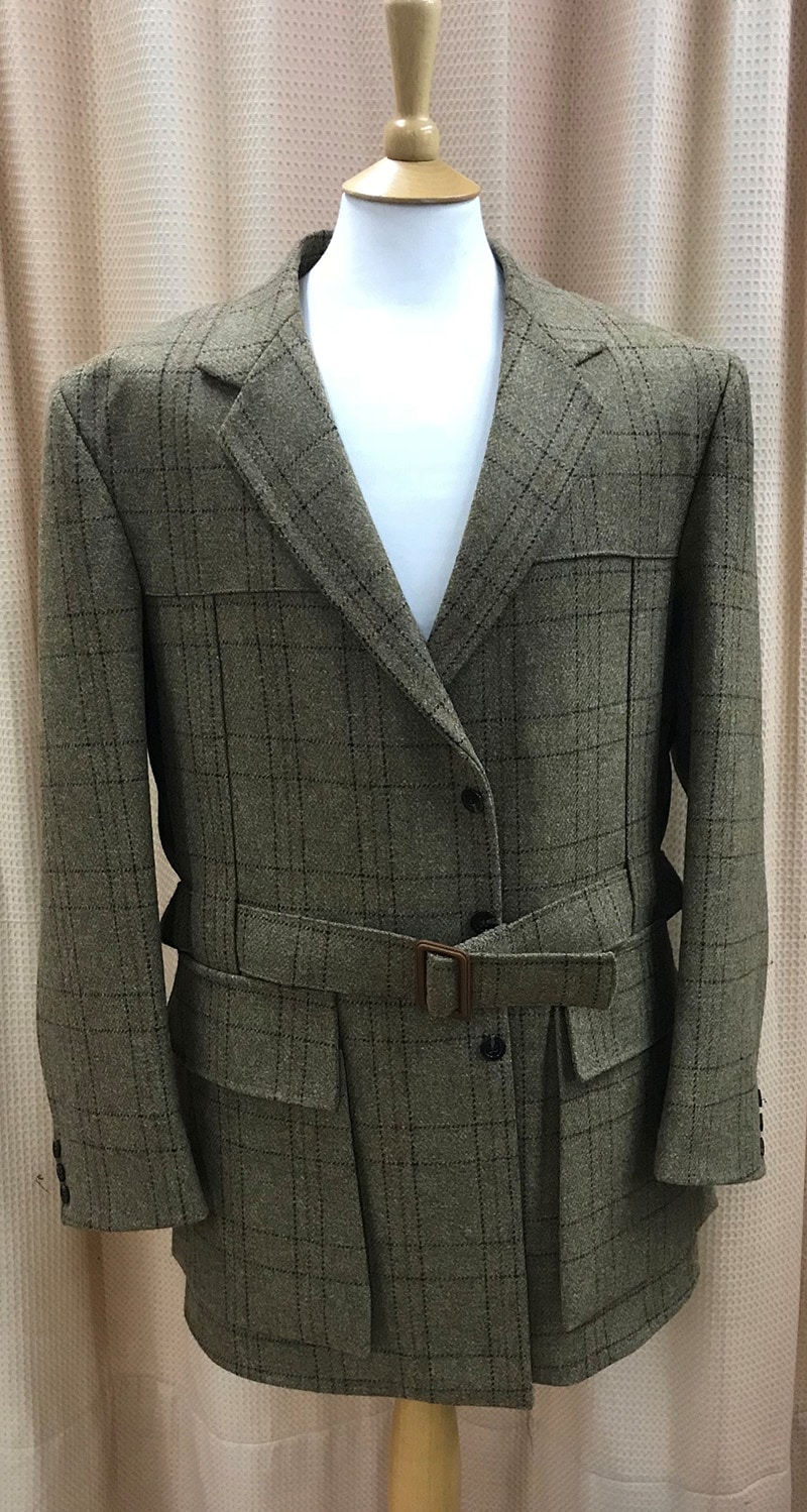 Tweed Norfolk Jackets