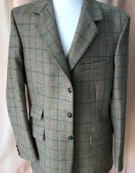 6810 Waterproof Tweed Jacket