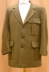 Mens Shooting Jacket