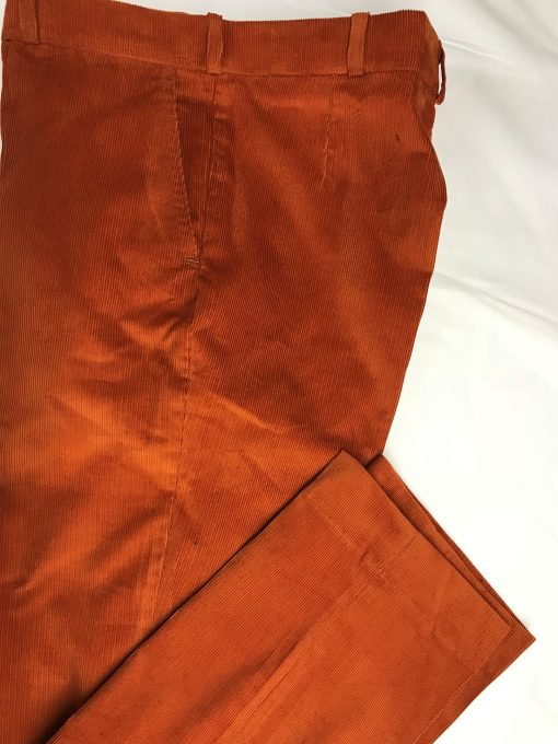 Cordoury Trousers - Copper 633