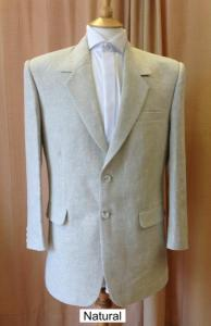 Cotton Linen Jackets