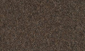 PS370-2002-26 Mid Brown Shetland Tweed Trousers