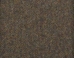 PS370-2002-33 Deep Forest Shetland Tweed Trousers