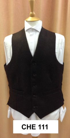 Mens-Highland-Cheviot-Tweed-Waistcoats-CHE111