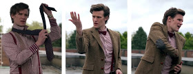 Dr Who Tweed Jacket